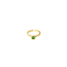 Rock your color green - ring
