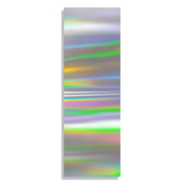 Moyra Easy Foil Holographic 04 Silver