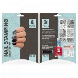 Moyra Nail stamping starter kit 03