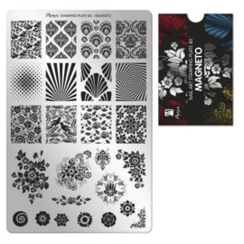 Moyra Stamping plate 80 Magneto (pre order)