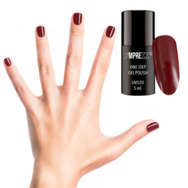 Imprezz® One step gel nagellak – 3 in 1 gel polish UV/LED- 5ml. Nr. 28