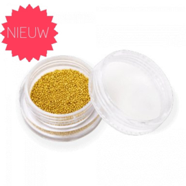 Moyra Caviar Beads No. 02 Gold