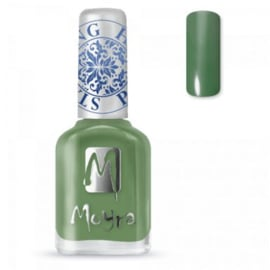 Moyra Stamping nail polish SP 14 Dark green