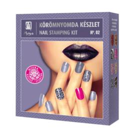 Moyra Nail Stamping Kit No.02