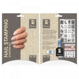 Moyra Nail stamping starter kit 05