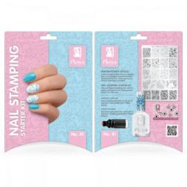Moyra Nail stamping starter kit 41