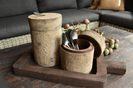 Nepal pottery Lila Large