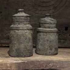 Nepal Pottery Thamel set/2