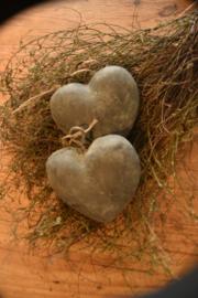 HANGING HEART MAJESTIC VINTAGE D.10