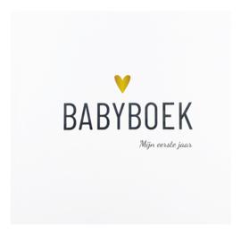 Babyboek | Mijn eerste jaar