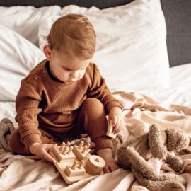 Educatief houten speelgoed