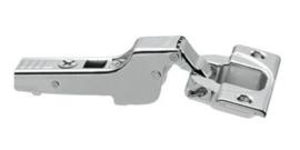 Blum Clip Top, halfvoorliggend greeploze deuren