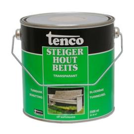 Tenco Steigerhoutbeits 1 L of 2,5 L