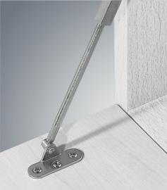 Klepschaar voor smalle aluminium kaders