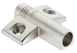 Kruisadapterplaat voor deurdemper Blumotion