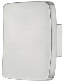 Deurknop RVS vierkant