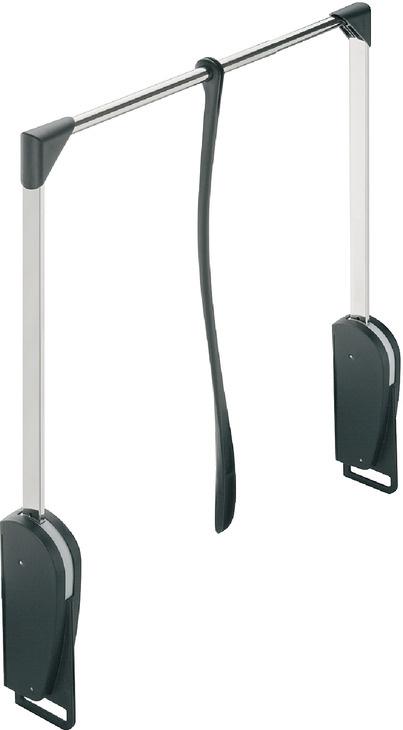 Garderobelift/kledinglift (Draagvermogen 8 kg)