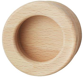 Komgreep rond hout
