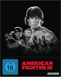 American Ninja 3 - Blood Hunt (1989) (Blu-ray in Steelbook)