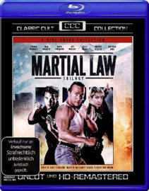 Martial Law Trilogy (Blu-ray)