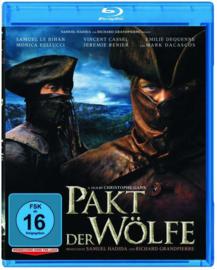 Le Pacte Des Loups (2001) (Director's Cut) (Blu-ray)