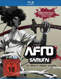 Afro Samurai - The Complete Murder Sessions (Blu-ray)