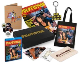 Pulp Fiction (Jack Rabbit's Slim Edition - Ultimate Fan Collection) (Blu-ray)
