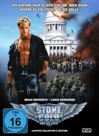 Stone Cold - Kalt wie Stein (Blu-ray & DVD in Mediabook)