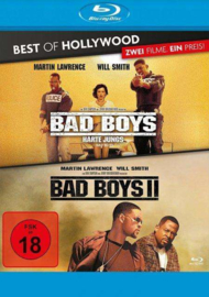 Bad Boys - Harte Jungs / Bad Boys 2 (Blu-ray)