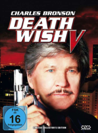 Death Wish V: The Face of Death (Blu-ray & DVD in Mediabook)