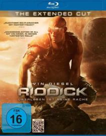 Riddick: Dead Man Stalking (2013) (Blu-ray)
