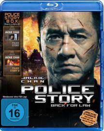 Jackie Chan: Police Story Box (Blu-ray)