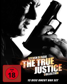 The True Justice Collection (Blu-ray)