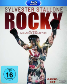 Rocky - The Complete Saga (Blu-ray)