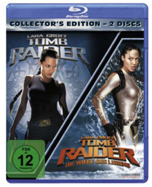 Tomb Raider I & II (Blu-ray)