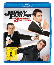 Johnny English 3 Movie Collection (Blu-ray)