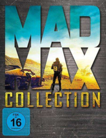 Mad Max Collection (Mad Max 1-3 & Fury Road) (Blu-ray)