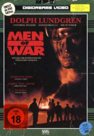 Men of War (VHS-Edition) (Blu-ray & DVD in Mediabook)