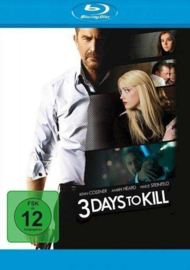 3 Days to Kill (Blu-ray)