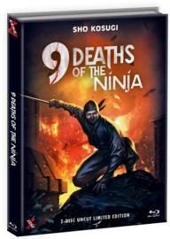 9 Deaths of the Ninja (Blu-ray & DVD in Mediabook)