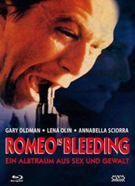 Romeo is Bleeding (Blu-ray & DVD in Mediabook)