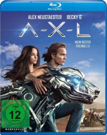 A.X.L. (Blu-ray)