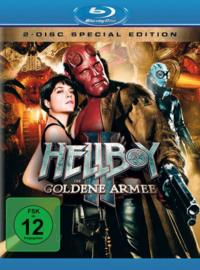 Hellboy II - The Golden Army (2008) (Blu-ray)
