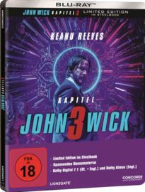 John Wick: Chapter Three (2019) (Blu-ray in Steelbook)
