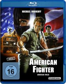 American Fighter (Blu-ray)