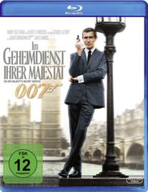 James Bond: In Her Majesty's Secret Service (Blu-ray)