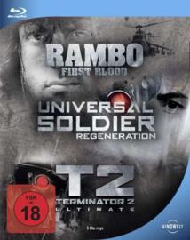 Action Hero (Blu-ray in Steelbook)