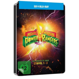 Power Rangers: Mighty Morphin (Complete Series) (SD op Blu-ray in FuturePak)