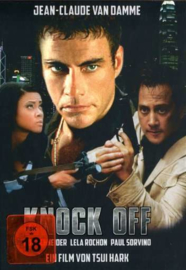 Knock Off (Blu-ray & DVD in Mediabook)