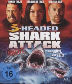 3-Headed Shark Attack (Blu-ray)